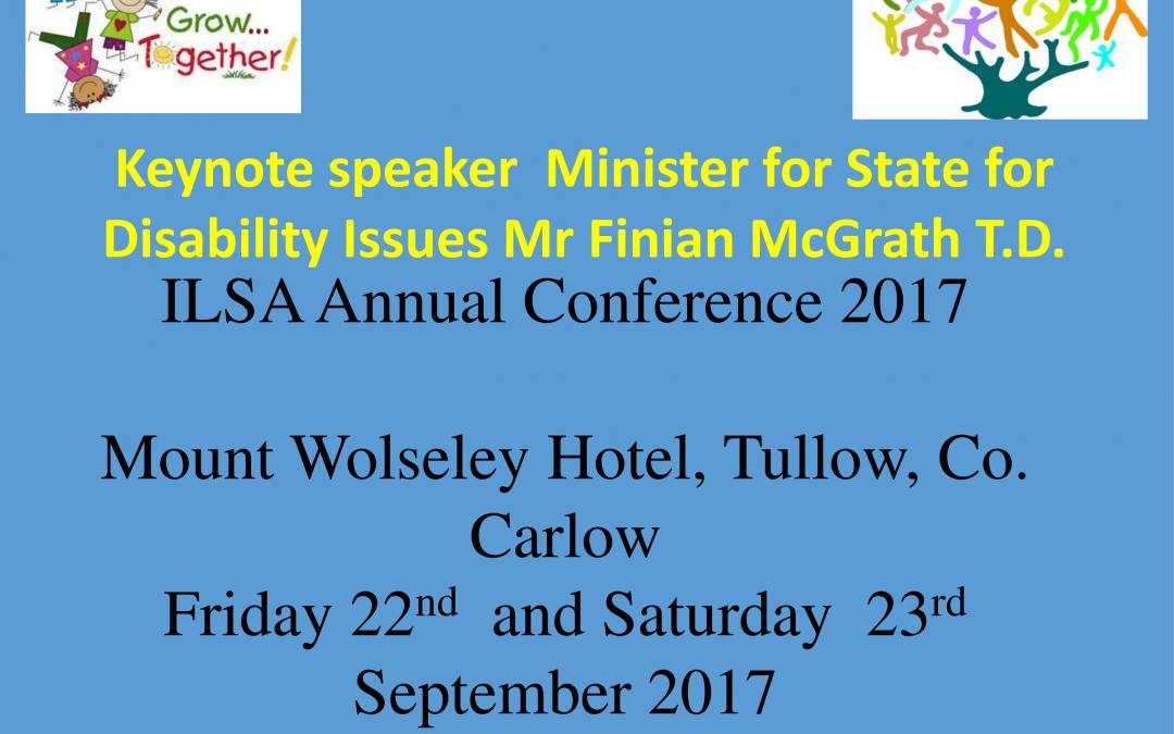 ILSA Annual Conference 2017 (Registration CLOSED)