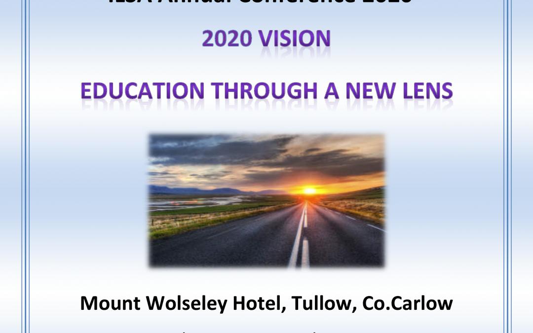 ILSA Annual Conference 2020*